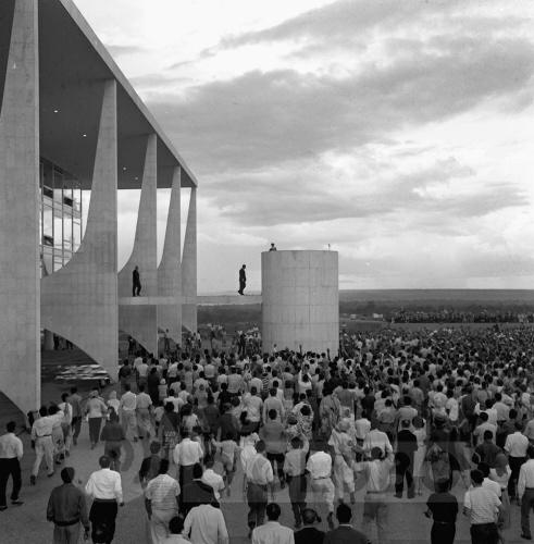 Inauguração de Brasília